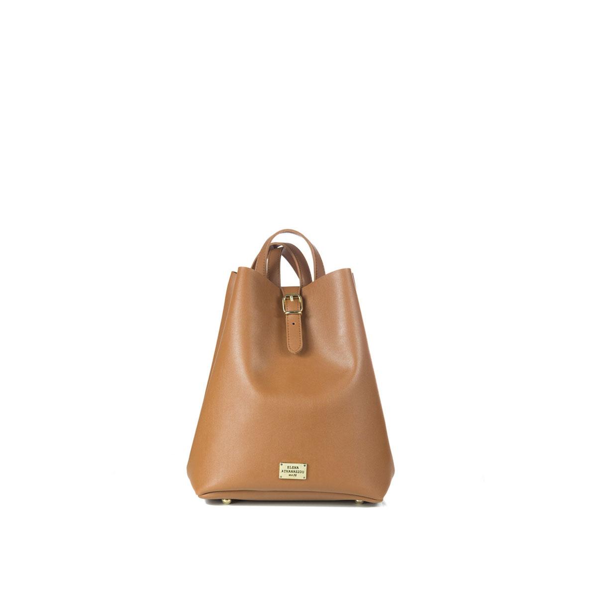 Backpack Cognac