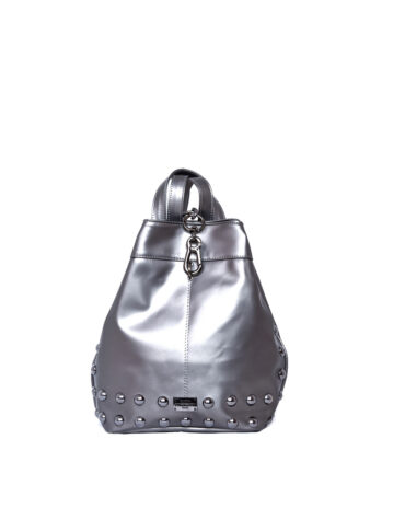 Backpack Metallic Grey