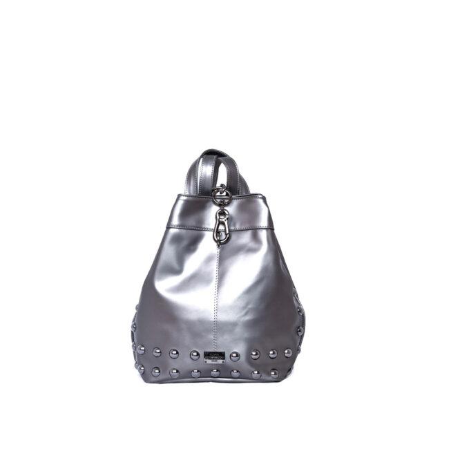 Backpack Metallic Grey