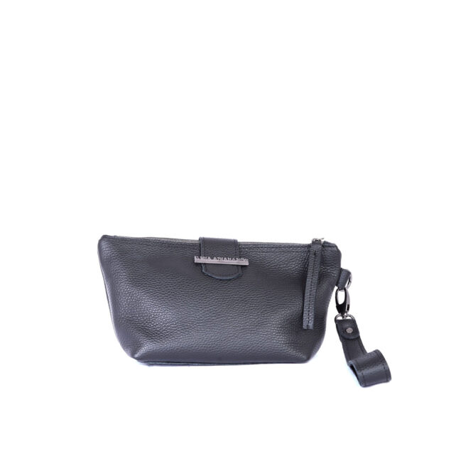 Day to Evening Clutch Black