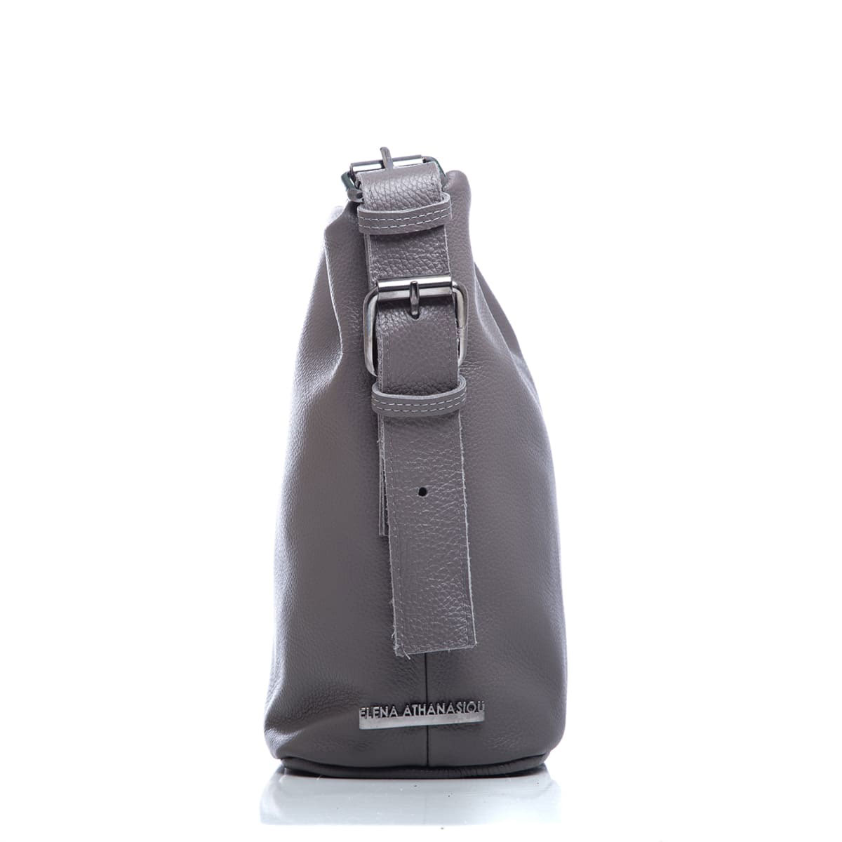 Day to Evening Pouch Bag S Grey