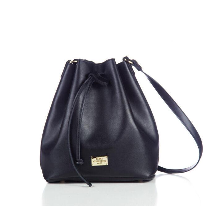 Pouch Bag Soft Black