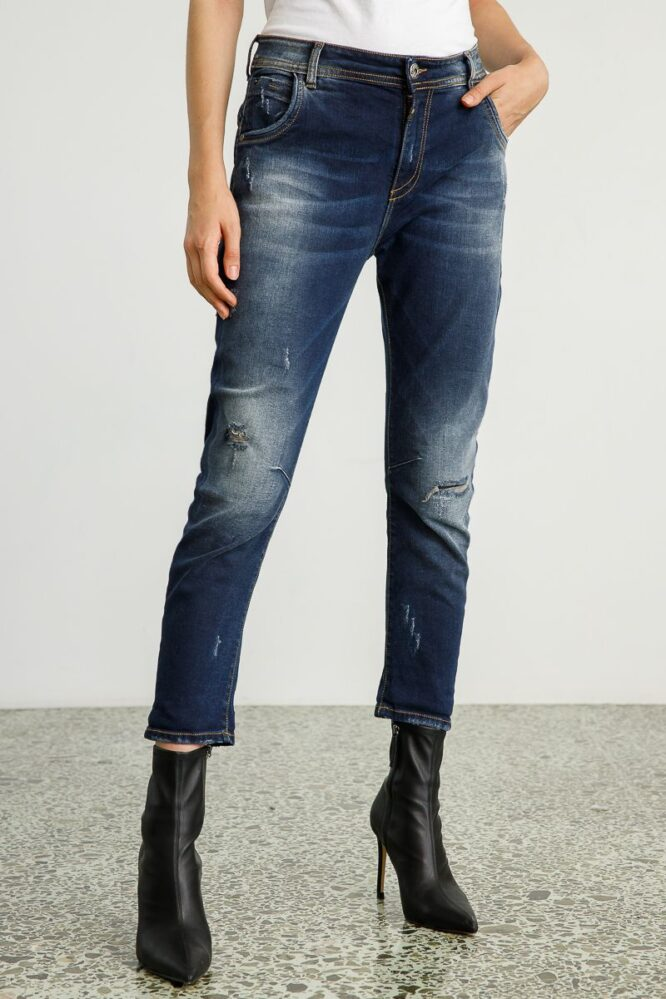Darcila Jeans Dark Blue Denim