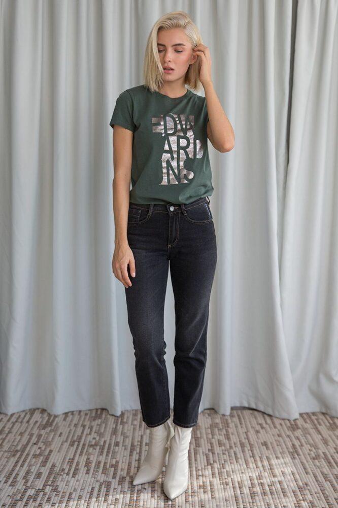 T-Shirt Maronne
