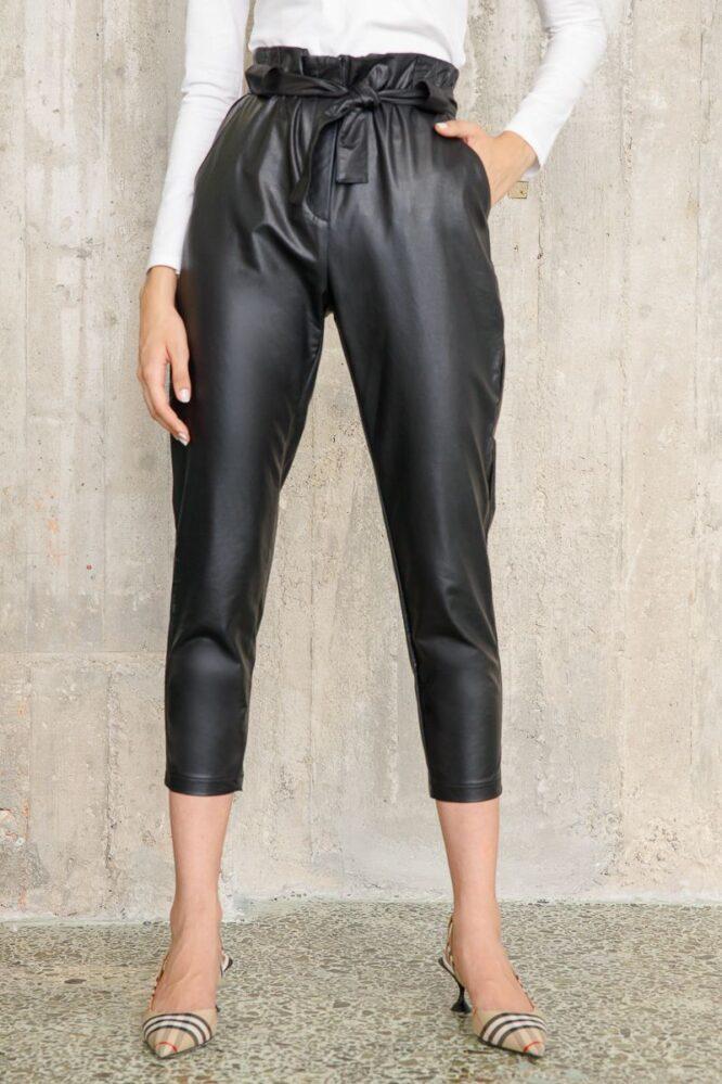 Selima Black Pants