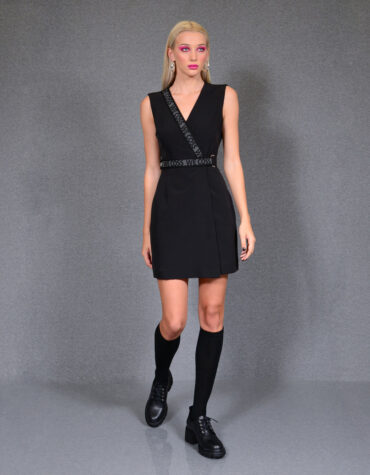 Black Dress We Coss