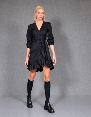 Black Dress We Coss