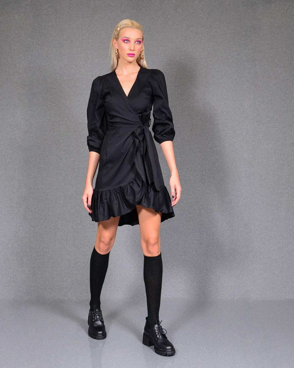 Φόρεμα Μαύρο We Coss