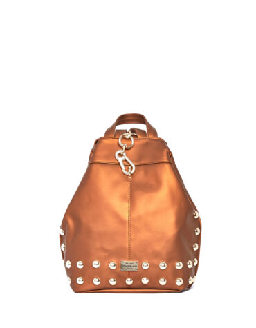 Backpack caramel cognac