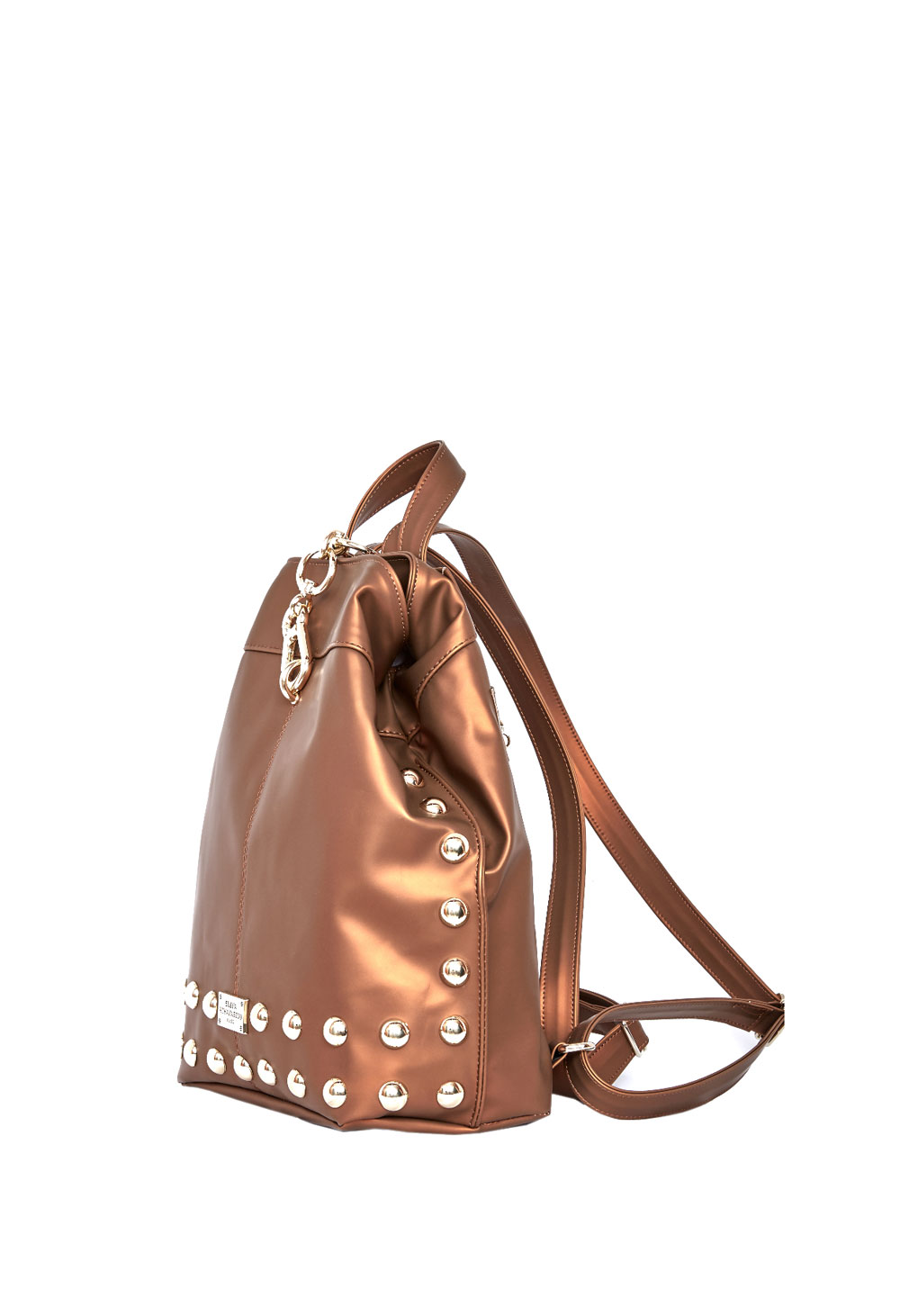 Backpack caramel cognac