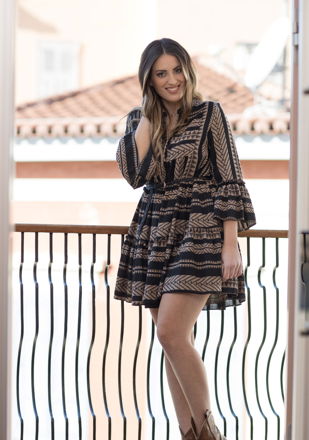 Φόρεμα boho