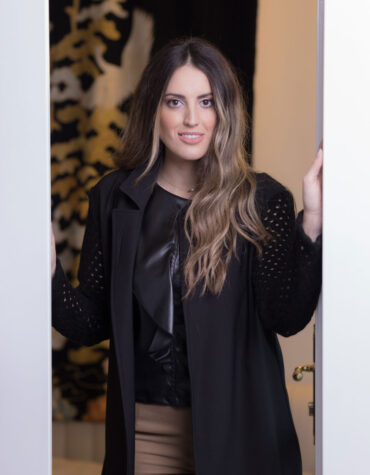 Fia Fashion black jacket