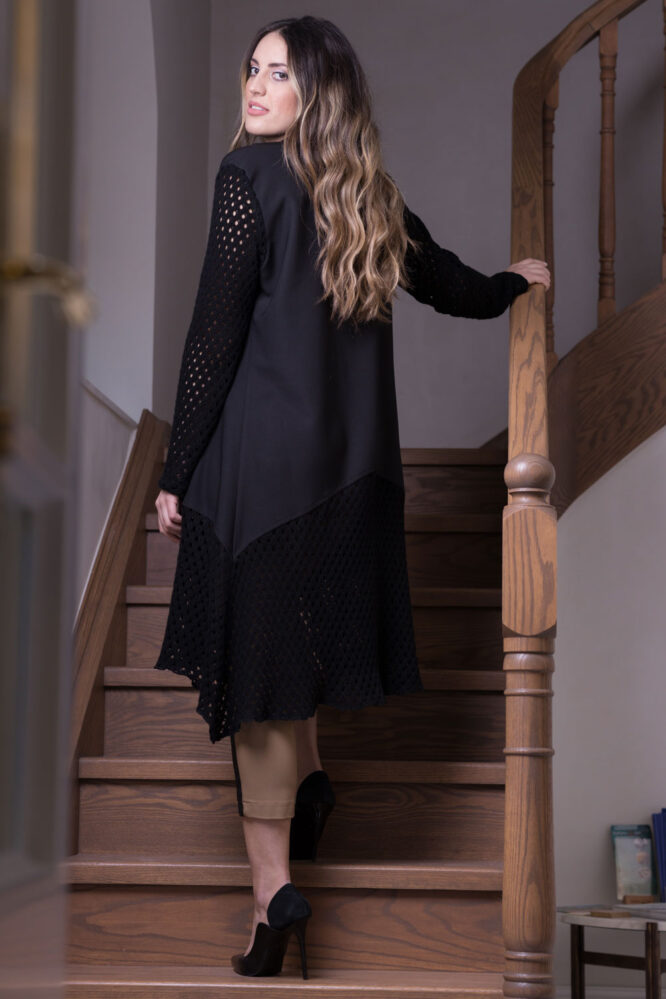 Fia Fashion black jacket