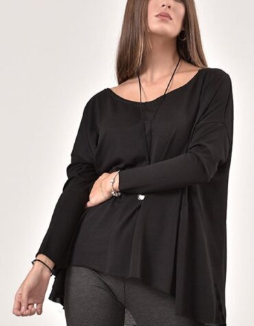 Prive Collection black blouse