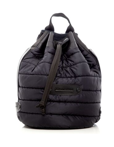 Puffer Backpack Black