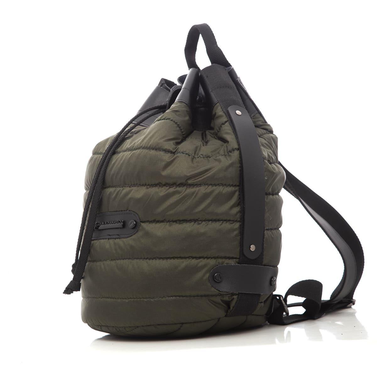 Puffer Backpack Khaki