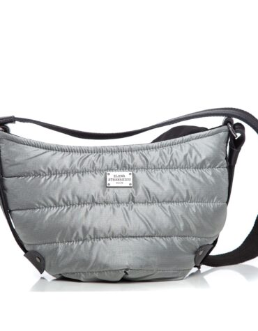 Puffer Body Bag Grey Large